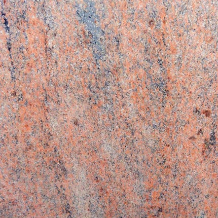 Indian Multicolor Red Granite Slabs